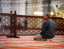 Pray to Allah