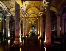 Yerebatan Cisterns