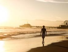 Monica Beach