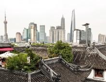 Shanghai Old Vs New